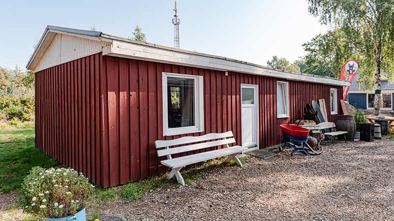 Ferienhaus Dünenblick 3 Außenbereich Hinter der Düne Ückeritz Usedom