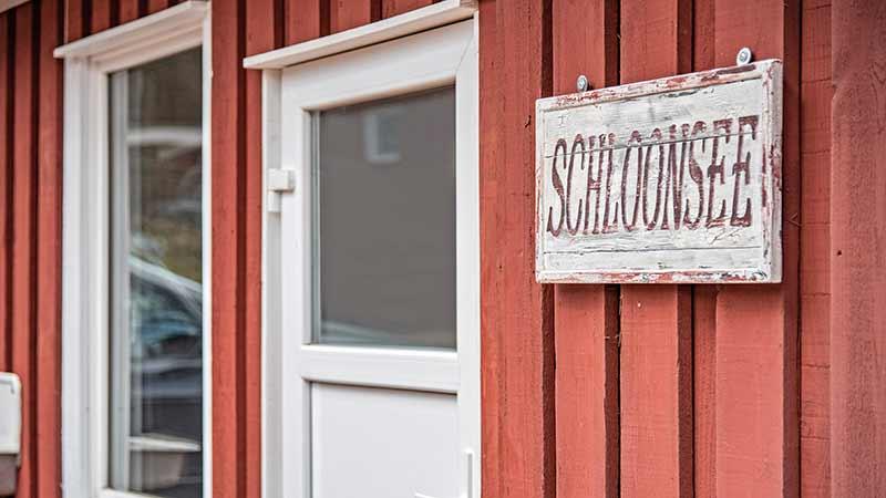 Ferienwohnung Schloonsee Außenbereich Hinter der Düne Ückeritz Usedom
