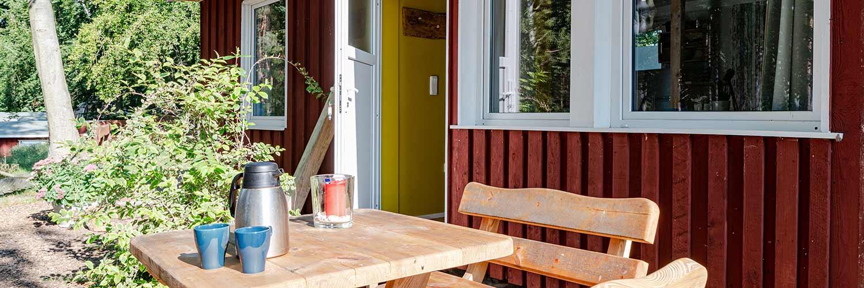 Ferienwohnung Wockninsee Außenbereich Hinter der Düne Ückeritz Usedom