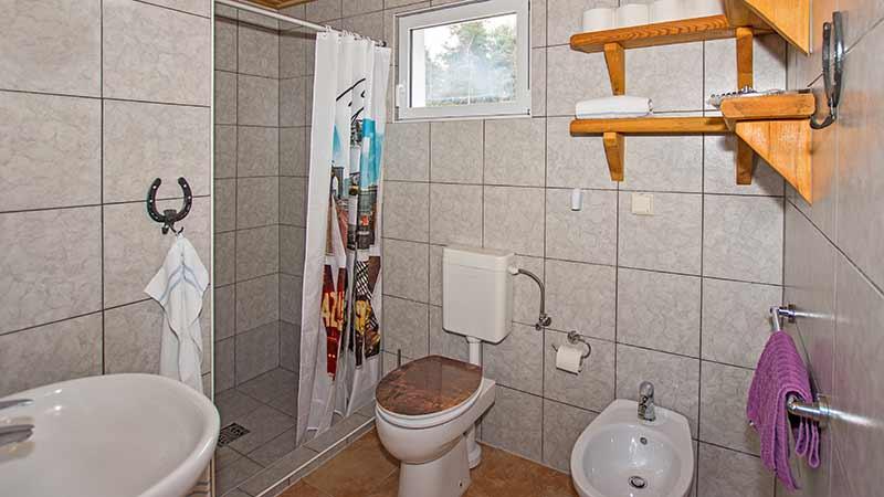 Ferienwohnung Ostseeperle Badezimmer Hinter der Düne Ückeritz Usedom
